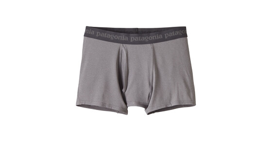 Patagonia Cap Daily Boxer Brief Men Feather Grey w/Feather Grey